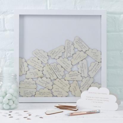 Soovide raam pilvekestega