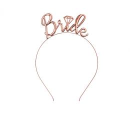 """Peavõru """"Bride"""", roosakaskuldne"""