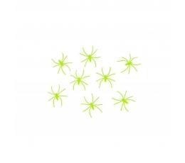 Pimedas helendavad ämblikud (24 tk/4 cm)