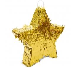 """Pinjata """"Kuldne täht"""" (44 x 42 cm)"""