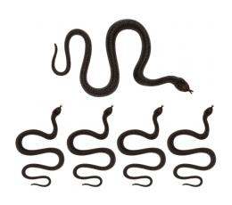 Plastik maod (5 tk/35 cm)
