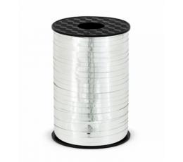 Plastiklint, hõbedane läikiv (5 mm/225 m)