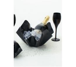 Plastikust kauss, must (26x15,5 cm)