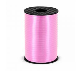 Plastikust lint, roosa (5mm / 225m)