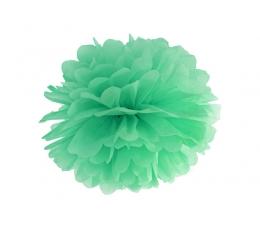 Pom pom pall, piparmündi värvi  (35 cm)