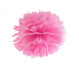 Pom pom pall, roosa  (35 cm)