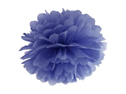 Pom pom pall, sinine  (35 cm)