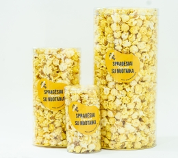 Popcorn kookosemaitseline (500 g/L) 2