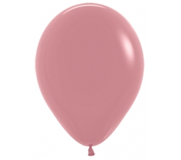 Puuderoosad õhupallid (12 tk./30 cm)