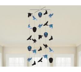 """Riputatav dekoratsioon """"Halloweeni linnud"""""""