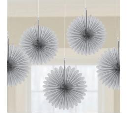 Riputatav dekoratsioon-lehvik, hall (5 tk)