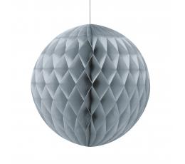 Riputatav paberist pall, hall (20 cm)