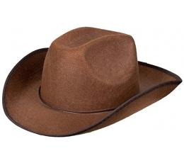 Rodeo kaabu, pruun