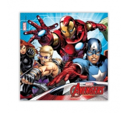 """Salvrätikud """"Avengers"""" (20 tk.)"""
