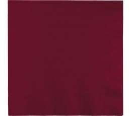 Salvrätikud, Burgundia (50 tk)