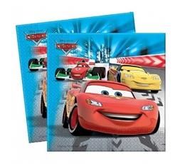 """Salvrätikud """"Cars Racers"""" (20 tk.)"""
