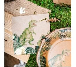 """Salvrätikud """"Dinosaurused džunglis"""" (16 tk.)"""