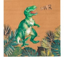 """Salvrätikud """"Dinosaurused džunglis"""" (16 tk.) 2"""