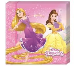"""Salvrätikud """"Disney printsessid"""" (20 tk)"""