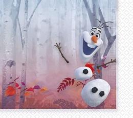 """Salvrätikud """"Frozen 2"""" (20 tk.) 1"""