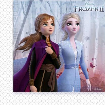 """Salvrätikud """"Frozen 2"""" (20 tk.)"""