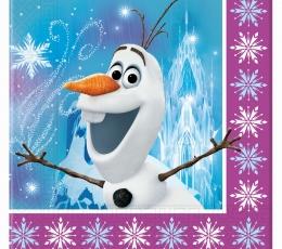 """Salvrätikud """"Frozen"""" (20 tk.) 1"""