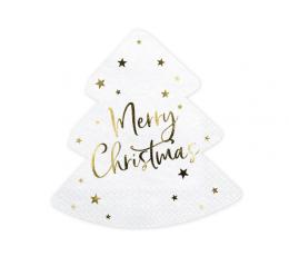 """Salvrätikud """"Häid jõule"""" (20 tk)"""