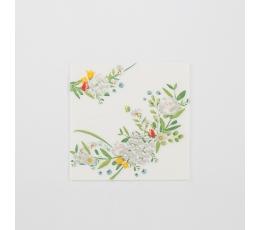 """Salvrätikud """"Heinamaa lilled"""" (16tk)"""