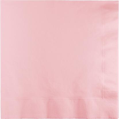 Salvrätikud, heleroosad  (20 tk)