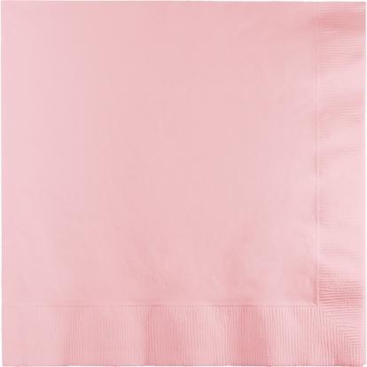Salvrätikud, heleroosad  (50 tk)