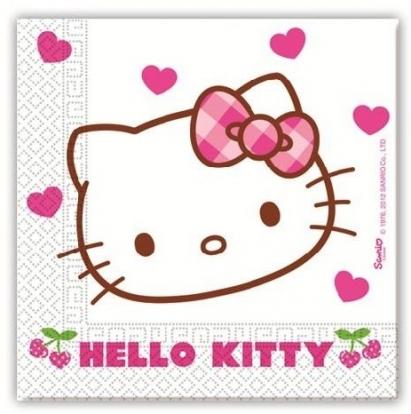 """Salvrätikud """"Hello Kitty"""" (20 tk.)"""