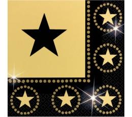 "Salvrätikud  ""Hollywood Star"" (16 tk)"