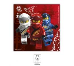 "Salvrätikud ""Lego Ninjago"" (20 tk)"
