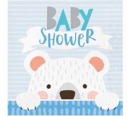 "Salvrätikud ""Mõmmi. Baby Shower"" (16 tk.)"