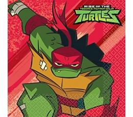 """Salvrätikud  """"Ninja kilpkonnad"""" (16 tk.)"""