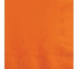 Salvrätikud, oranžid (20 tk)
