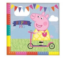 "Salvrätikud ""Peppa Pig"" (16 tk./33x33 cm)"