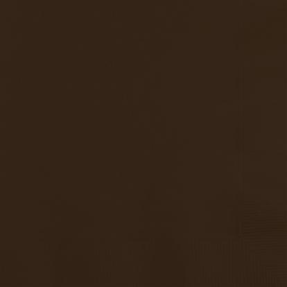 Salvrätikud, pruunid  (20 tk)
