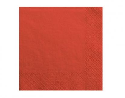Salvrätikud, punased (20 tk)