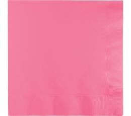 Salvrätikud, roosad  (20 tk)