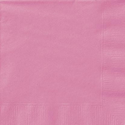 Salvrätikud, roosad (20 vnt./33x33 cm)