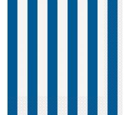 Salvrätikud, sinise triibulised (16tk)