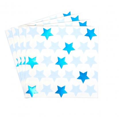 """Salvrätikud """"Sinised tähed"""" (16 tk.)"""