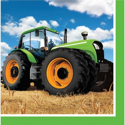 """Salvrätikud """"Traktorid"""" (16 tk)"""