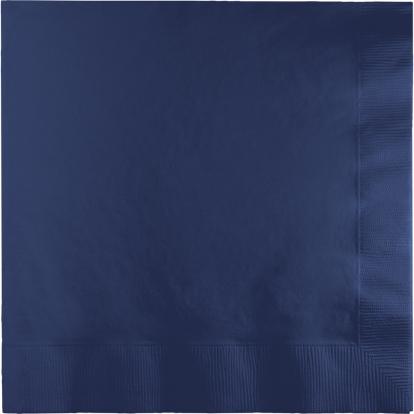 Salvrätikud, tumesinised (50 tk