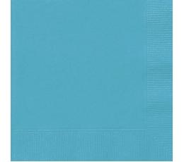 Salvrätikud , türkiissinised (20 tk / 33x33 cm)