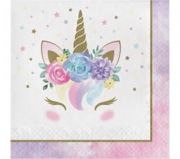 "Salvrätikud  ""Unicorn Baby"" (16 tk)"
