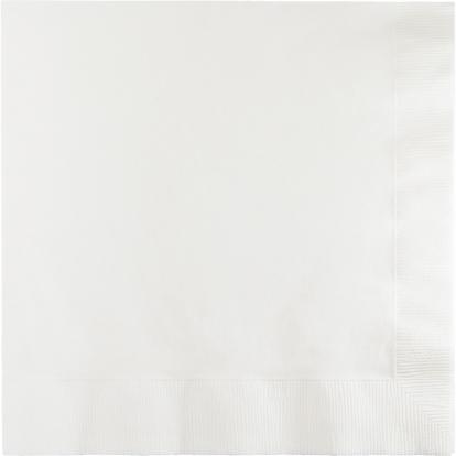 Salvrätikud, valged (50 tk.)