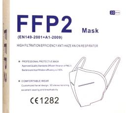 Laos olemas - FFP2 respiraatorid ilma ventiilita (10 tk)