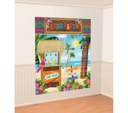 "Seinadekoratsioon-plakat ""Hawaii"""
